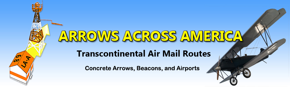 Arrows Across America- concrete arrows