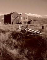 bodie;-bodie-state-park;-bodie-ghost-town;-abandoned-building;-wooden-buildings;-old-buildings;-ghost-town;-old-towns;-abandoned-town;-sepia;-sepia-photo;-sepia-photograph;-old-wagon;-wagon