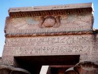 egypt;-temple;-kom-ombu;-kom-ombu-temple;-temple-at-kom-ombu;-ruins;-architecture;-hieroglyphic;-hieroglyphics;-color;-paint