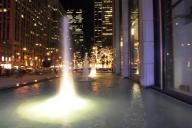 new-york;-manhattan;-fountain;-night-lights;-nite-lites
