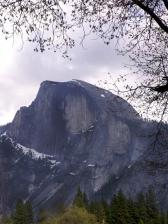 CA;Calif;Yosemite;snow;spring;cloudy;National;Park;park;